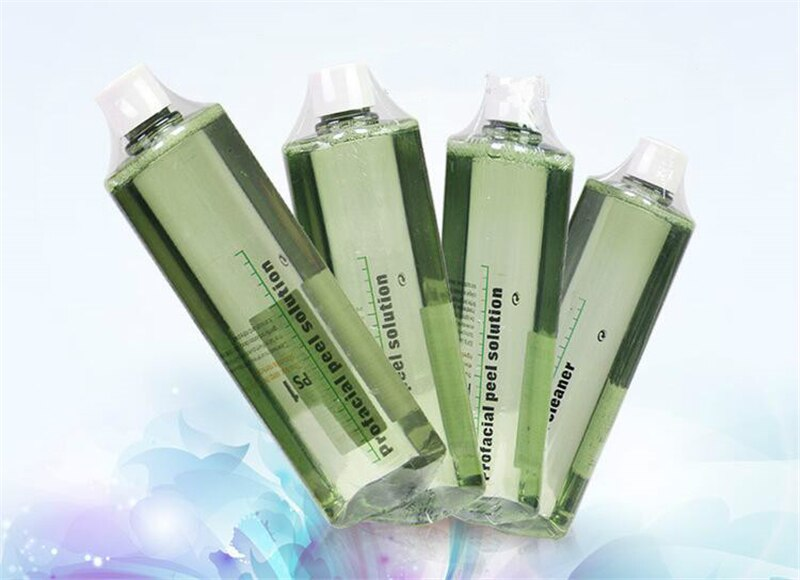 4 bottles Aqua peeling solution per bottle aqua facial serum hydra facial serum for normal skin (7)