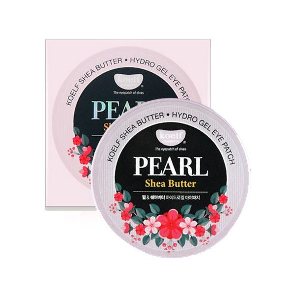 Патчи под глаза Petitfee&Koelf Pearl & Shea Butter Eye Patch