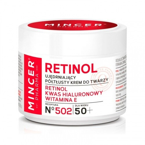 Mincer Pharma Retinol № 502