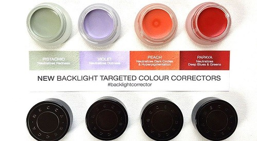 Цветные консилеры Becca Backlight Targeted Colour Corrector