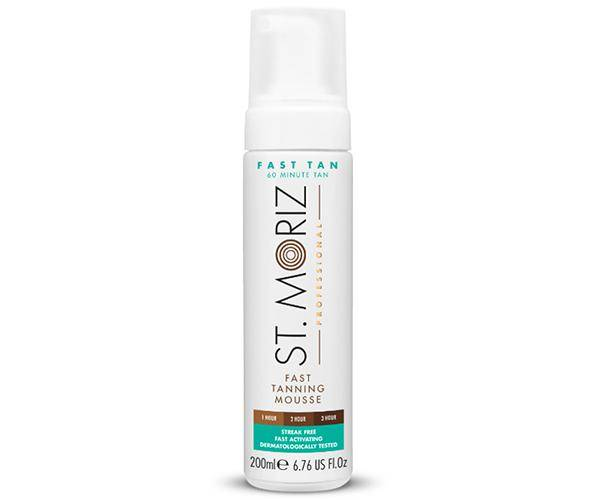 St.Moriz Professional Fast Tanning Mousse
