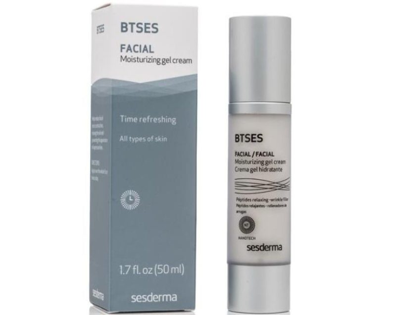 Sesderma BTSES Moisrurizing gel cream фото