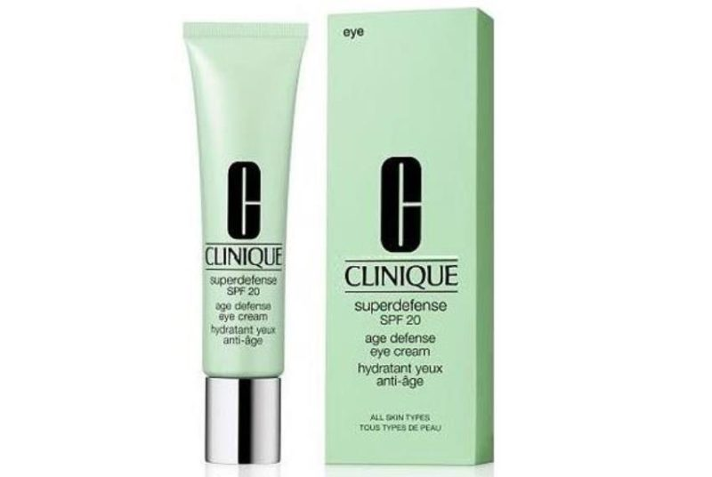 Clinique Superdefense SPF 20 Eye Cream фото
